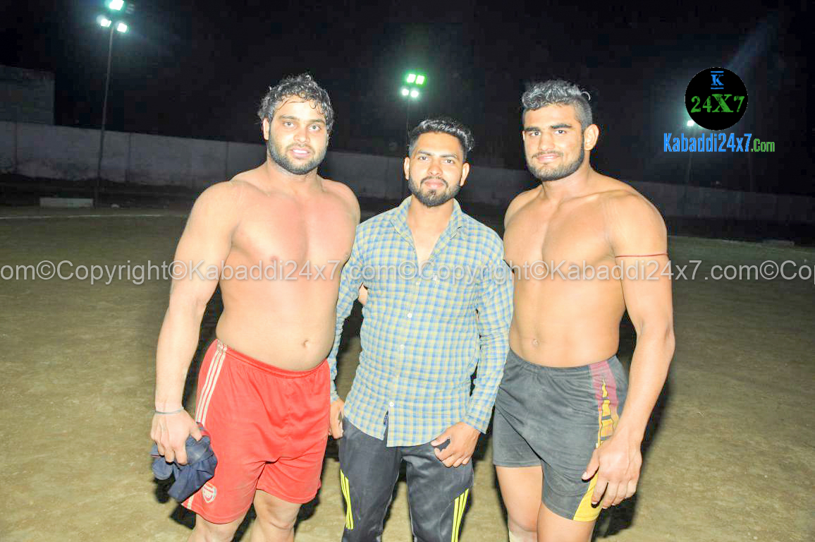 Kabaddi Moments